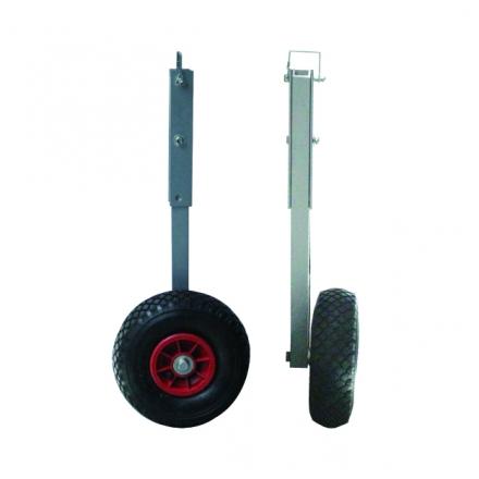 Auxiliary wheel