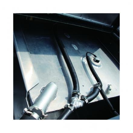 Aluminum Fuel Tank